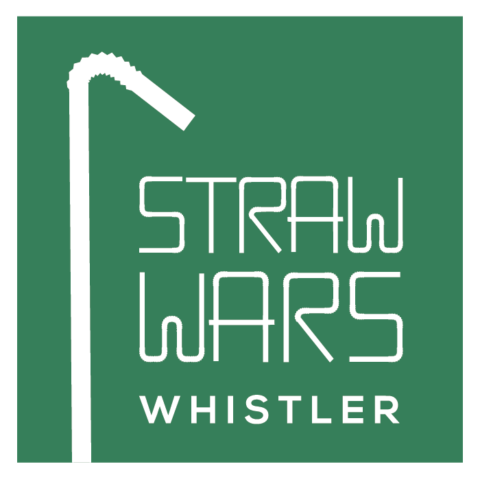 We've joined Straw Wars Whistler!