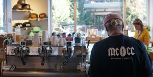 Mount Currie Coffee Co's Approach
